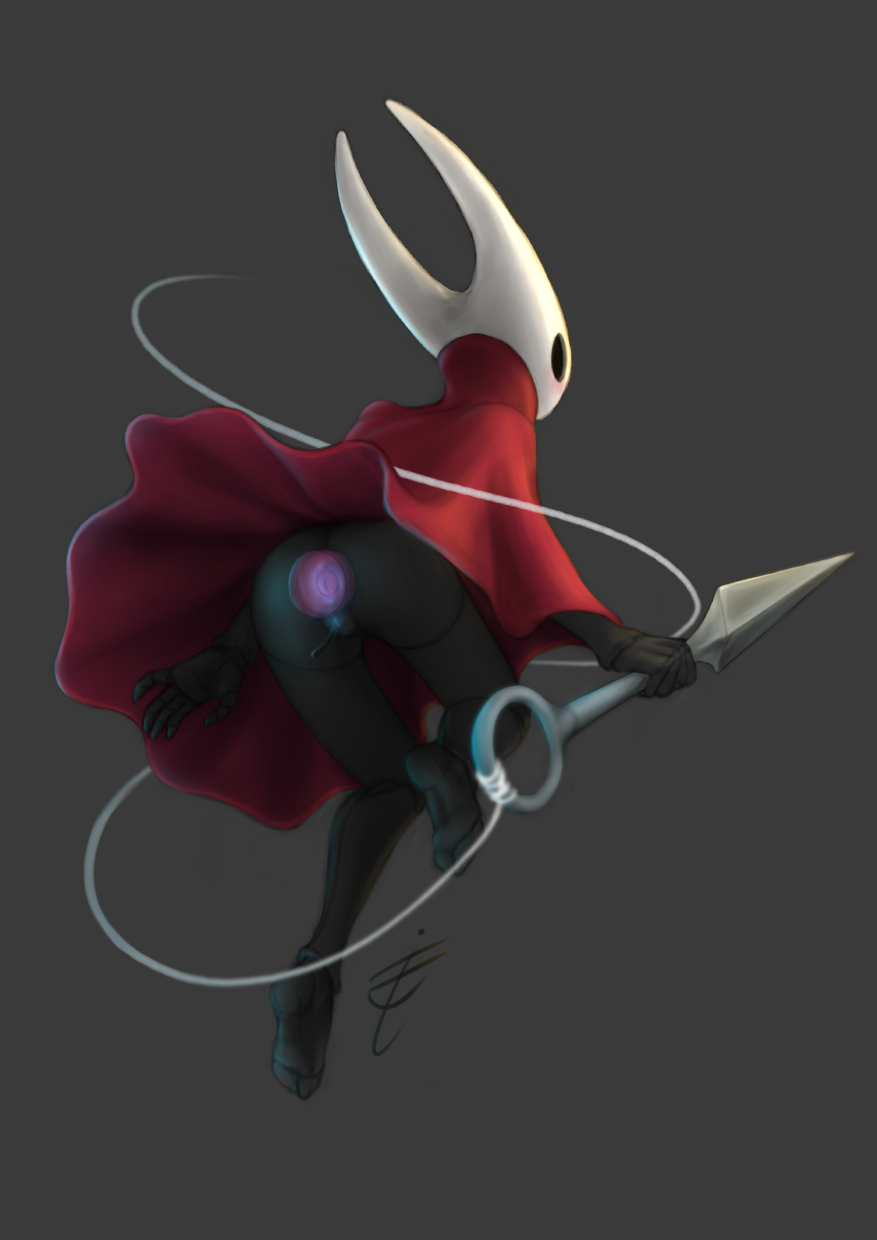 hollow knight lady white the Kass breath of the wild
