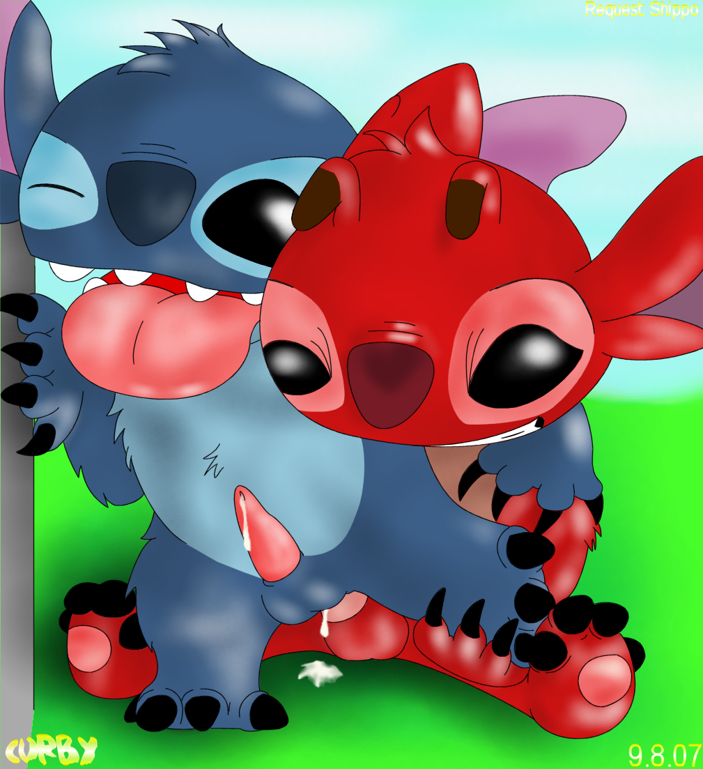 stitch lilo and from experiments Shadbase man of the house