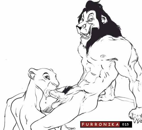 lion who the king kopa from is The loud house porn pics