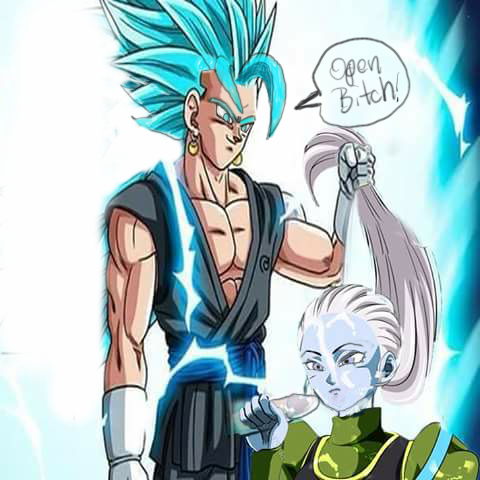 ball dragon super chelye broly Devil may cry trish and dante