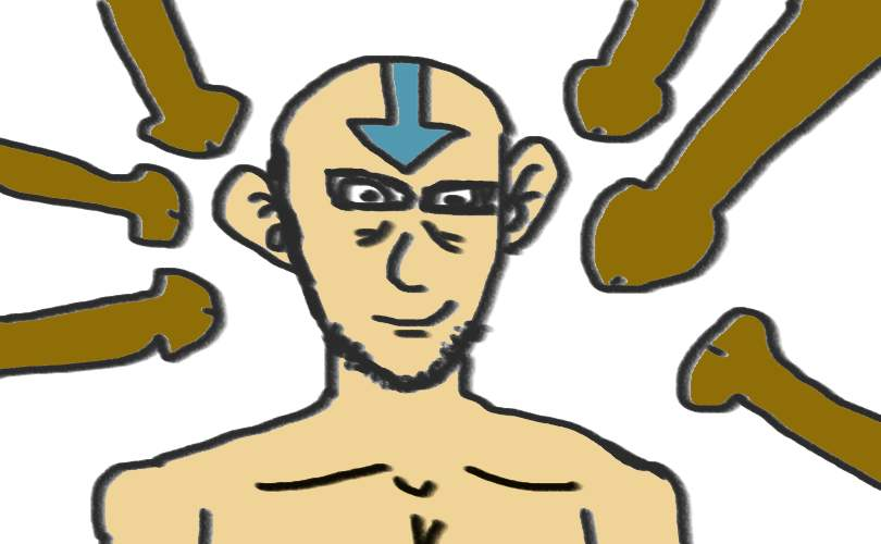 airbender last porn the avatar gay Rules for naked and afraid