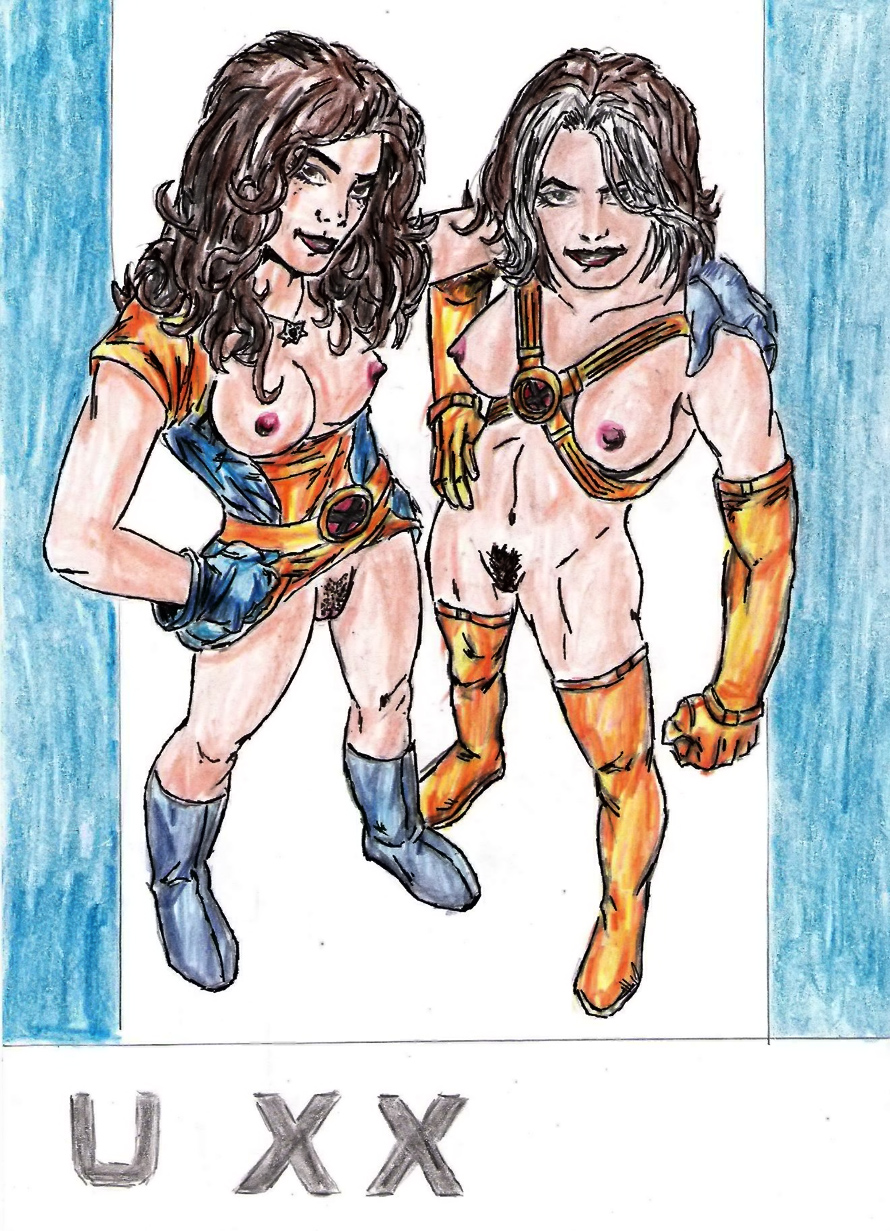 pictures x from men rogue of Class of the titans archie