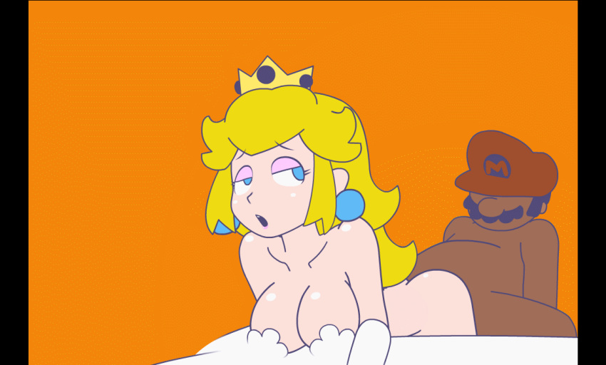 boobs naked princess exposed peach Clash of clan archer queen