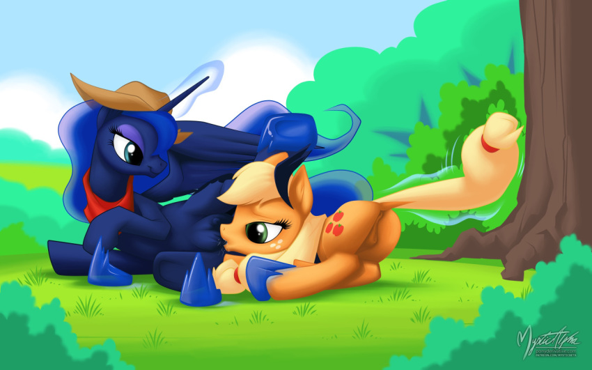 pictures little my princess luna pony Interview with monster girl