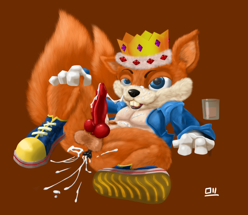 cogs fur conker's day bad Dancer of the boreal valley shadman