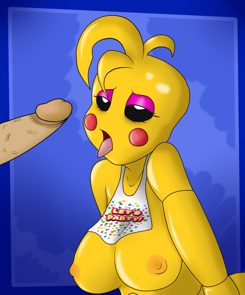 toy chica porn fnaf 2 Furry and human porn comic