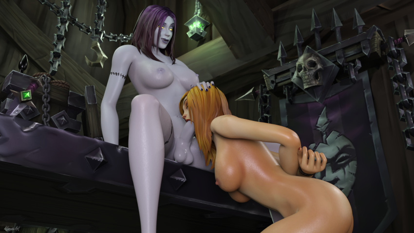 of porn world orc warcraft female Dragon ball z porn pic